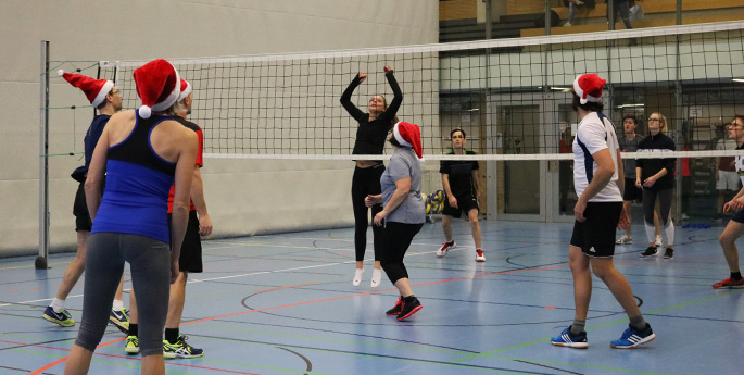181220 Volleyballturnier